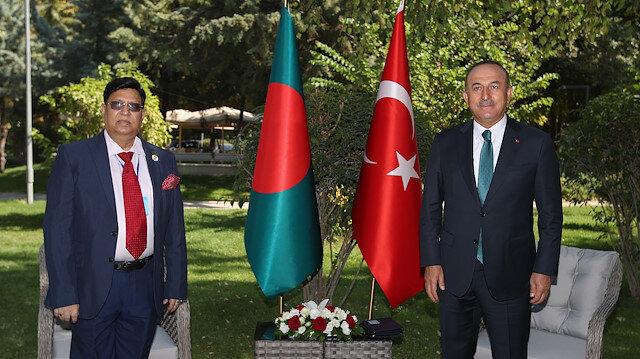 Turkish Foreign Minister Cavusoglu