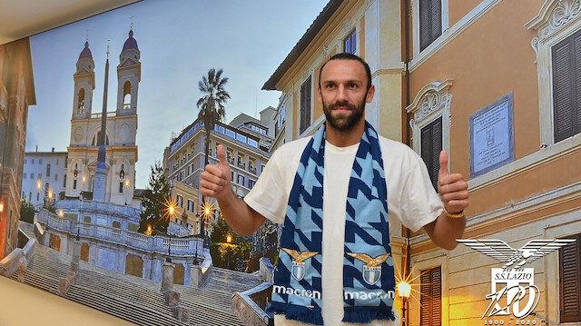 Vedat Muriç, yeni sezonda İtalya Serie A'da forma giyecek.