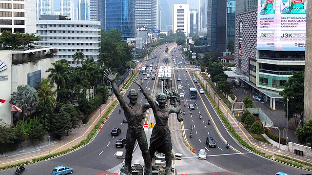 Jakarta government re-imposes social restrictions because of Covid-19 spike