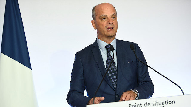 French Education, Youth and Sports Minister Jean-Michel Blanquer