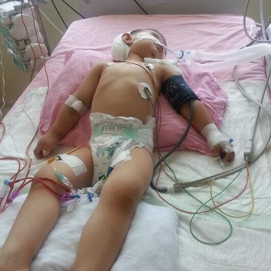 Üç yaşındaki çocuğun ölümüne, yedi yaşındaki çocuğun yaralanmasına yol açan şahsa 38 yıl 5 ay hapis