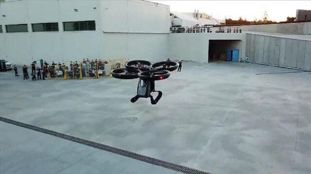 """""""جزري"""".. سيارة تركية طائرة تستكمل أولى اختبارات التحليق بنجاح"""