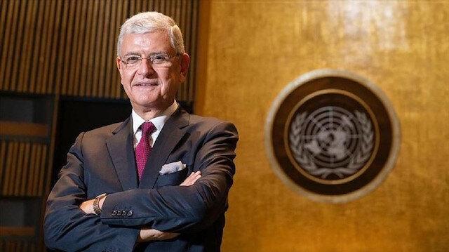 التركي بوزكير يبدأ مهامه رئيسا للدورة 75 للأمم المتحدة