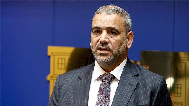المشري والسفير التركي يبحثان مستجدات الحوار السياسي الليبي