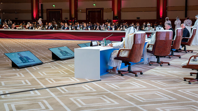 Historic intra-Afghan peace talks launch in Qatar