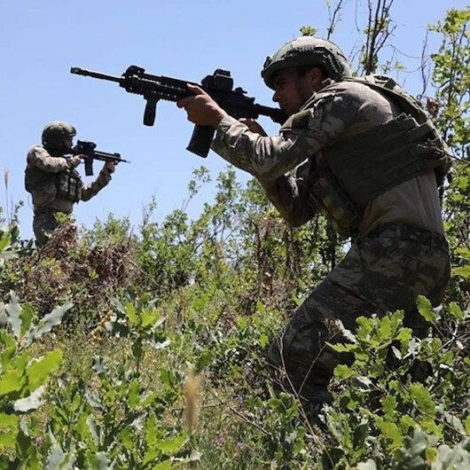 MİT ve jandarmadan ortak operasyon: İki terörist ölü ele geçirildi