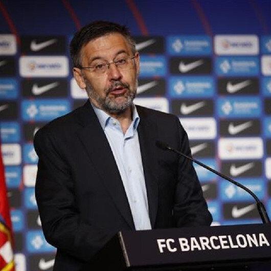 رئيس برشلونة يقترب من ترك منصبه