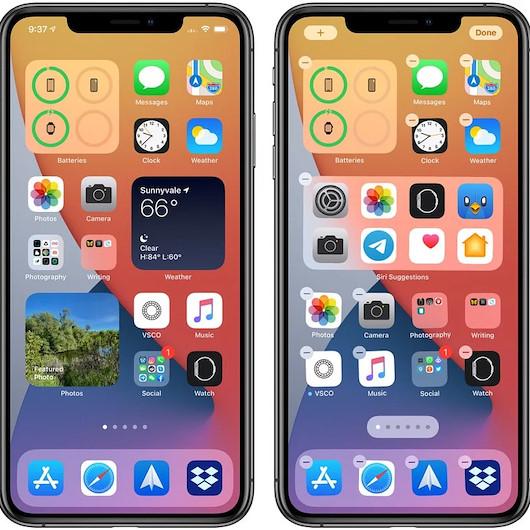 Apple merakla beklenen iOS 14 güncellemesini yayınladı: Yeni gelen özellikler neler?
