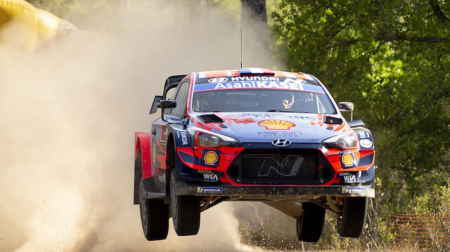 2020 FIA World Rally Championship (WRC) in Turkey