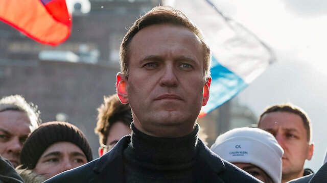 FILE PHOTO: Russian opposition politician Alexei Navalny