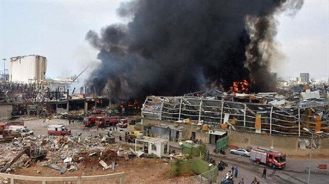 الجيش اللبناني: هناك 9 مفقودين جراء انفجار بيروت