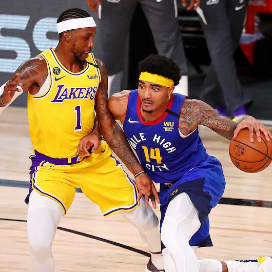 NBA: Lakers beat Nuggets, lead 1-0 in West finals