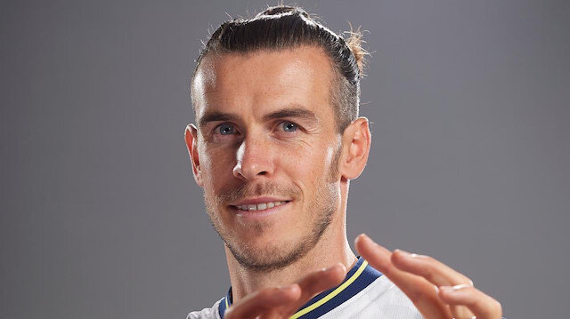 Gareth Bale<br> imzayı attı