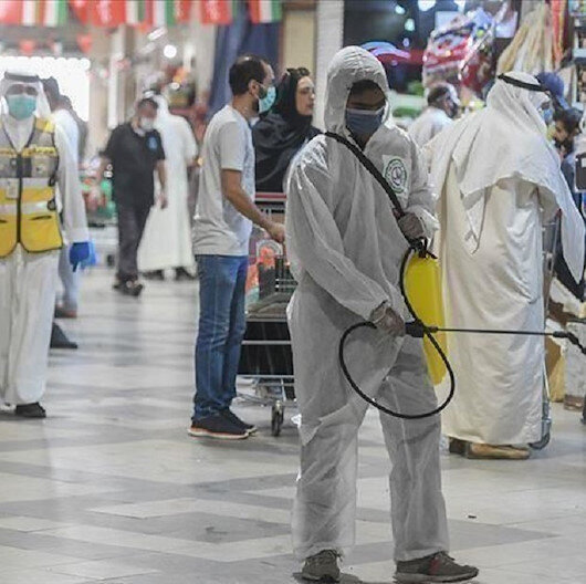كورونا .. 3 وفيات في الكويت و674 إصابة بالإمارات