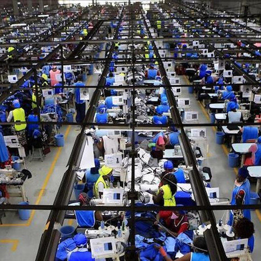 """تركيا.. 274 مليون دولار صادرات الملابس الجاهزة بمنطقة"""" المتوسط"""""""