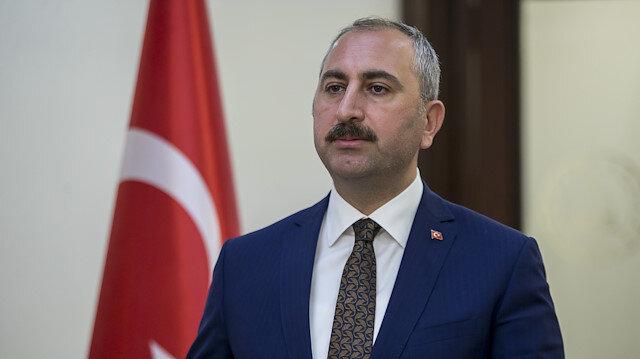 Turkish Justice Minister Abdulhamit Gul