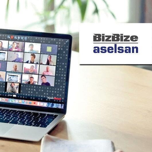 Yerli video konferans uygulaması 'Bizbize' geçer not aldı
