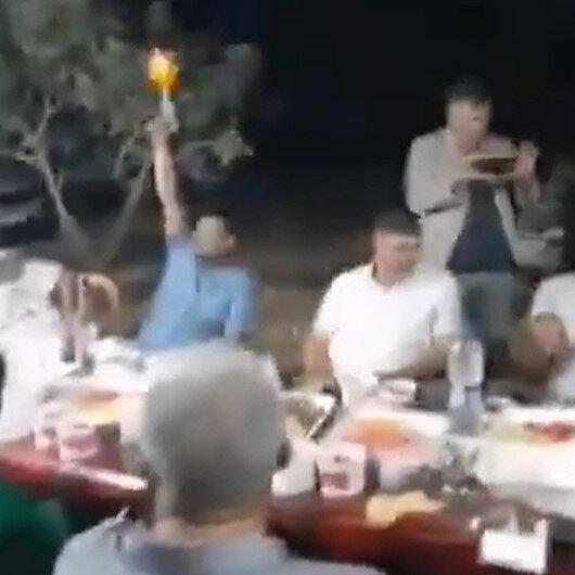 Gaziantep Valisi ceza kesileceğini açıkladı CHP'li başkan parti düzenledi: Silahlı koronavirüs partisini video çekip Vali'ye gönderdiler
