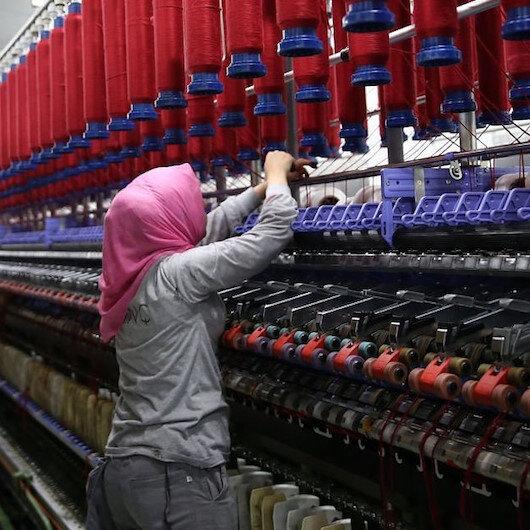 تركيا.. صادرات الألبسة الجاهزة تنمو 11 بالمئة في أغسطس