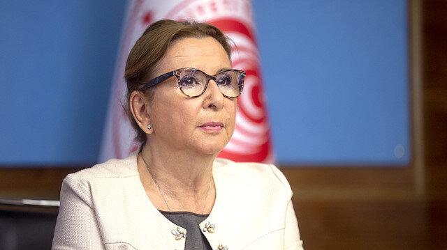 Turkish Trade Minister Ruhsar Pekcan