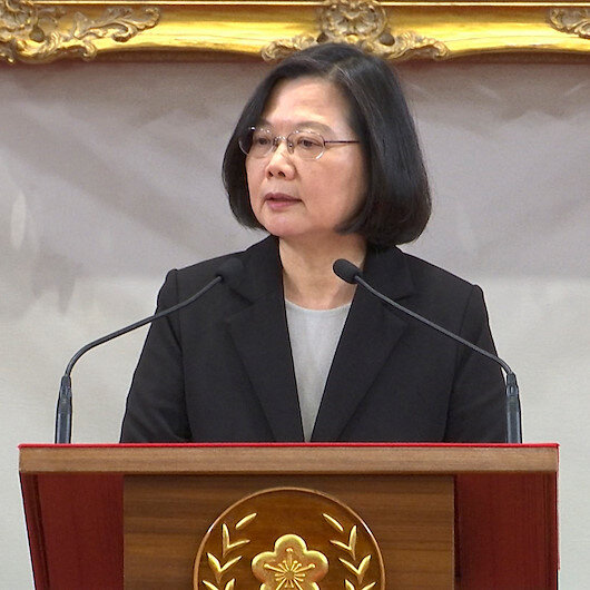 رئيسة تايوان: نملك القوة الكافية لحماية منطقتنا