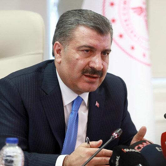 Sağlık Bakanı Koca: Hepimiz açısından güçlü uyarı değeri taşımaktadır
