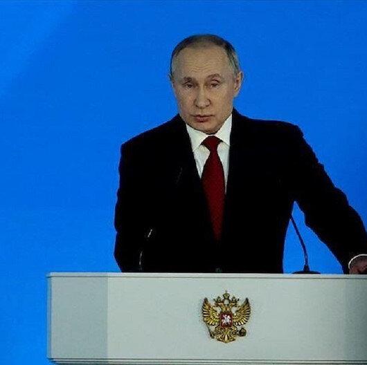"""بوتين يدعو واشنطن لـ""""تحجيم متبادل"""" في تطوير الأنظمة الصاروخية"""
