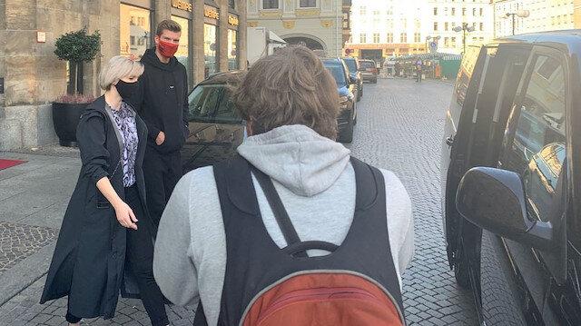 Alexander Sörloth Leipzig için sağlık kontrollerinden geçiyor