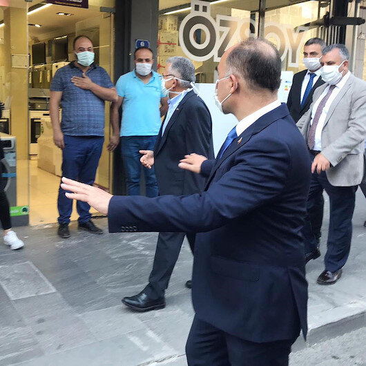 Vali açıkladı: Kayseri'de '15 gün evde kal' çağrısı vaka sayılarındaki artışı durdurdu