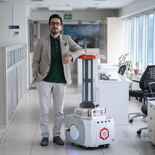 شركة تركية تبدأ بتصدير غرف تعقيم ذكية مطوّرة محليًا