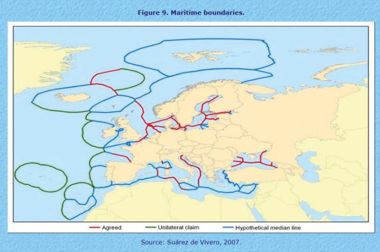 Ο Χάρτης της Σεβίλλης των Vivero και Mateos.. που ενοχλεί την Τουρκία  μπορεί να αλλάξει; - Ναι γιατί δεν είναι νομικό κείμενο