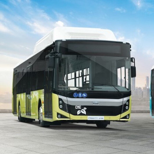 صادرات تركيا من الحافلات تصل 87 دولة