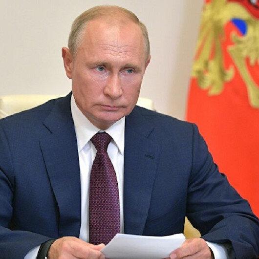 روسيا ترشح بوتين لجائزة نوبل للسلام لعام 2021