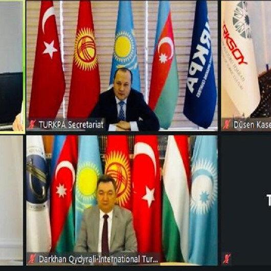 اجتماع لجنة التنسيق التنظيمي لدول المجلس التركي