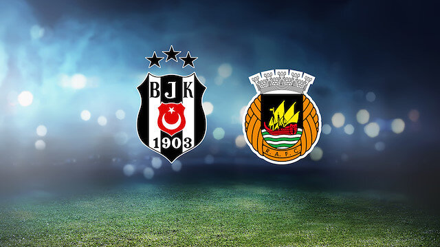 Beşiktaş-Rio Ave (CANLI)