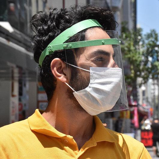 Japon uzmanlar açıkladı: Plastik siperlikler koronavirüse karşı etkisiz