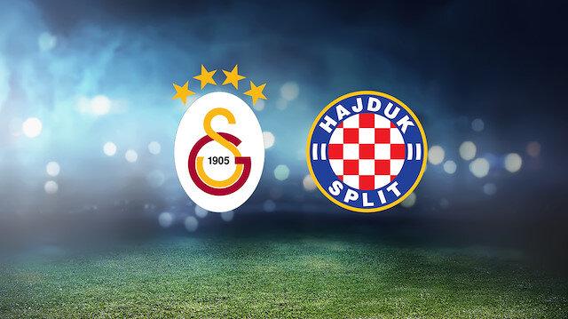 Galatasaray-Hajduk Split (CANLI)