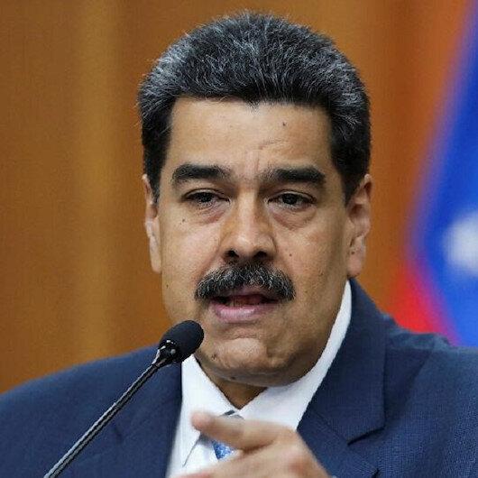 مادورو يدعو دول العالم للتحرك ضد عقوبات واشنطن