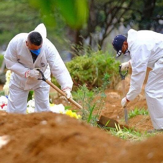 البرازيل..أكثر من 33 ألف إصابة جديدة بكورونا و869 وفاة