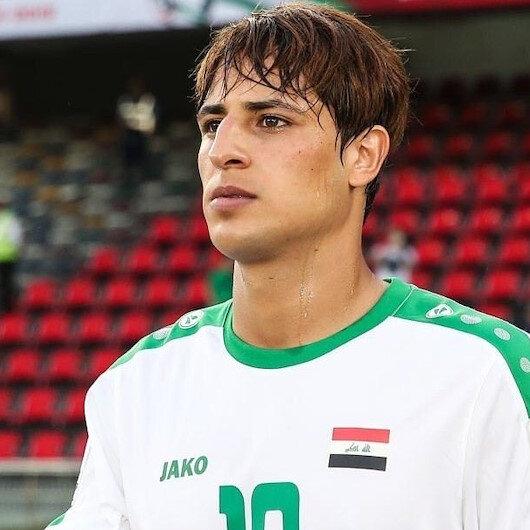 قدم.. إصابة اللاعب العراقي مهند علي بكورونا