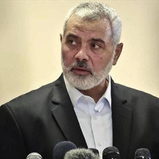 """هنية: """"حماس"""" ستعقد اجتماعاً قياديا (داخليا) بشأن التفاهمات مع """"فتح"""""""