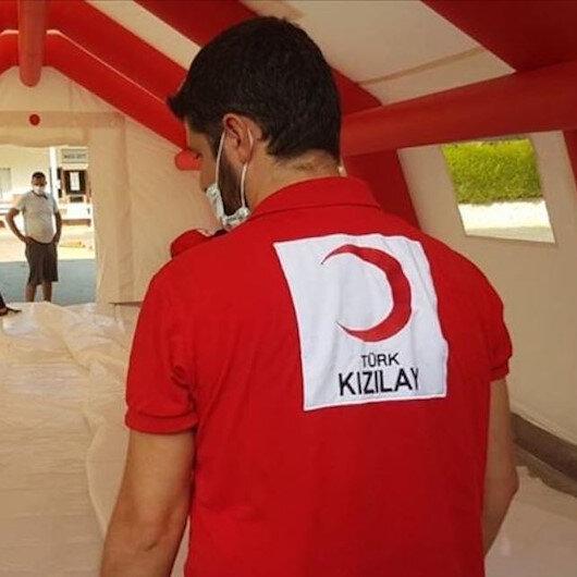 الهلال الأحمر التركي.. زخم إنساني في جمهورية شمال قبرص