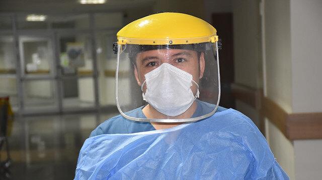 Dr. Okan Caliskan of Turkey's Kars Public Hospital