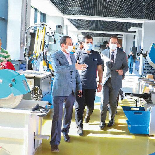 HKÜ Kalyon Garaj'da fikirler ürüne dönüşüyor