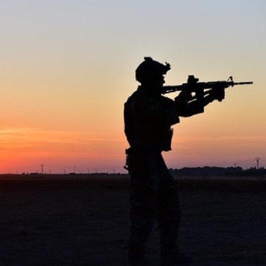 Irak'taki barınma alanlarından kaçan 5 terörist teslim oldu