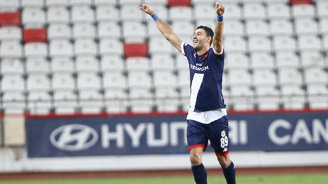 Antalyaspor'dan <br>muhteşem başlangıç