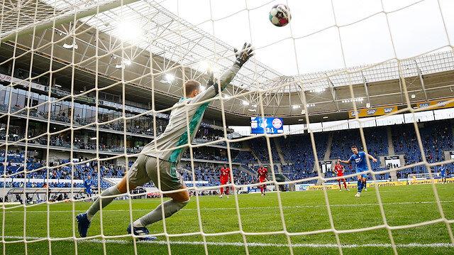 Bayern fark yedi!
