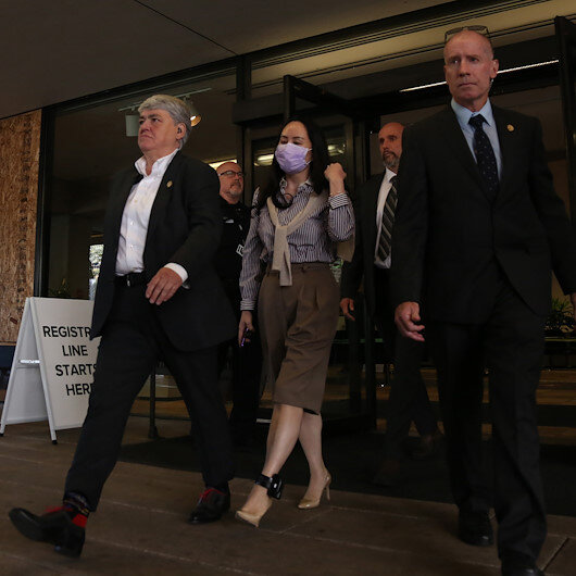 Huawei exec's extradition hearing resumes in Vancouver