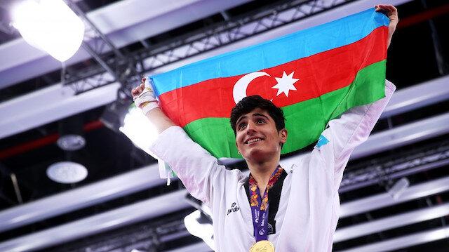 Dünya Tekvando Şampiyonu Ayhan Tağızade Azerbaycan Ordusuna katıldı