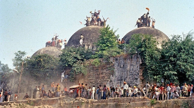 Indian ruling party hails Babri Mosque verdict